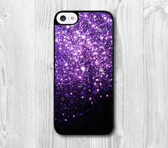 Glitter iphone 5c case iphone 5c covers iphone case Pink case 5c Hard plastic 5c Soft rubber on Etsy, $6.99