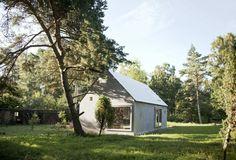 Exterior. Hamra, by DinellJohansson. Gotland, Sweden. #exterior