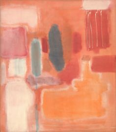 Artist Mark Rothko's abstract works of the 1940s featured at the Denver Art Museum. Arts District Photo of the Week