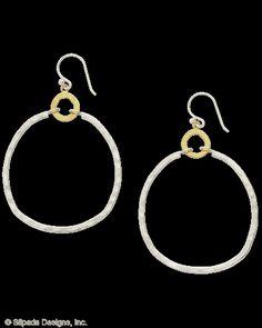 Dynamic Duo Earrings, Earrings - Silpada Designs