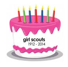 How will you celebrate Girl Scouts' 102nd birthday?
