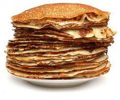 Skinny Cinnamon Toast Pancakes