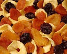 Berries & Dried fruit.