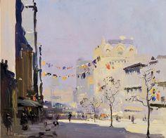 Penleigh Boyd, 1920.