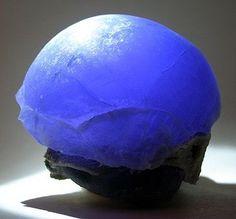 Blue Fluorite, China