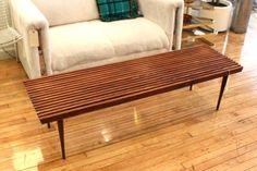 Picnic coffee table