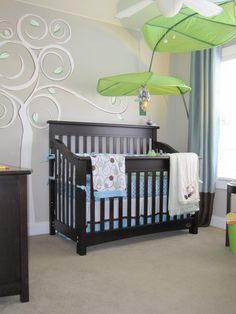 Baby #boy nursery #design via @chicposh #baby #nursery ideas