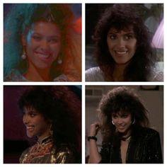 The Lip Bite by Denise Matthews. The move that made her the 1st #crush of #80s boys everywhere. #vanity #denisematthews #thelastdragon #flirt #flirty #sexy #smile #teachmesomemoves #1985 https://sites.google.com/site/lastdragon tribute/vanity--denise-katrina-matthews