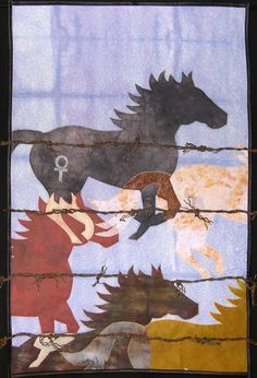 Cowboy, Cowgirl, Horse, Horses, Western