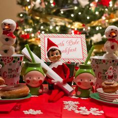 Top 50 of the BEST Elf on the Shelf ideas - So many fun ideas to do with your Elf leading up to Christmas! #elf #elfontheshelf #elfontheshelfideas #elfideas #elfonashelf #christmas #christmascrafts #christmasideas #videos #iheartnaptime