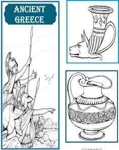 Ancient Greece printables