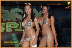 Inside Tropix Bar Nightclub located on Real Street in Angeles City Philippines - http://www.philippines-addicts.com/angeles-city-bars.html