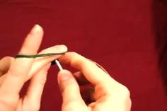 KnittingHelp.com Video: How to do Magic Loop Knitting Magic Look is a great alternative to using DPNs (double pointed needles) for doing small diameter circular knitting. It's ideal for knitting socks. Maybe knitters who have problems with ladders (loose stitches between needles) switch to the Magic Loop technique and never look back.