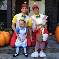 Neil Patrick Harris and his family are ready for Halloween!
