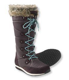 #LLBean: Carrabassett Snow Boots