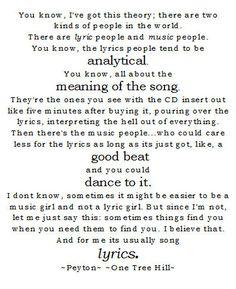 Lyrics... [Peyton]