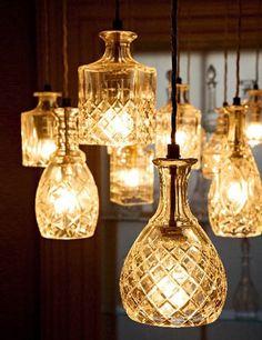 pendant lamps, pendant lighting, bar areas, light fixtures, flea markets