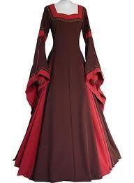Renaissance Clothing Patterns For Women | medieval-dresses-for-women.jpg