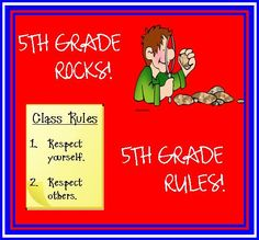 awesome 5th grade blog