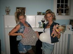 Trailer Trash Costumes | Trailer Trash Party