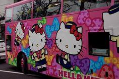 bus in tokyo.