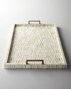 { Regina - Andrew Design Bone Tray }