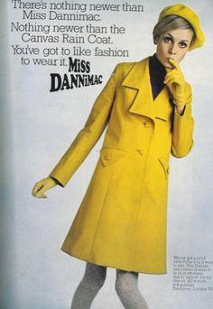 Vintage Raincoat!    Happy Day Vintage: March 2011