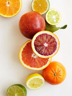 Love the vibrant colors!   Bon Appetit   -Citrus. / Marcus Nilsson