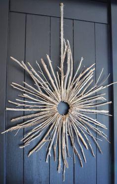 twig #wreath