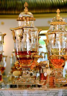 Caron Paris perfumes
