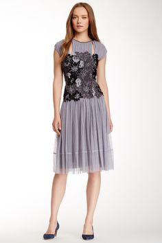 Faith Silk Lined Dress