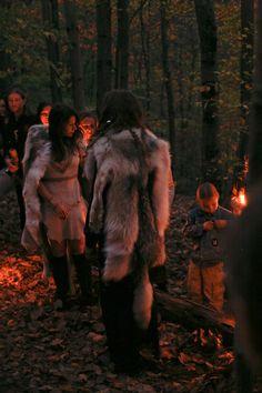 viking wedding..