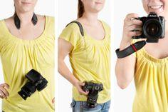 Three Way Camera Strap - The Photojojo Store!