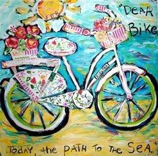 Love Tricia Robinson's whimsical art!