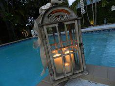 lantern card box. such a cool idea!