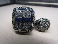 2013 volleyball national championship ring.