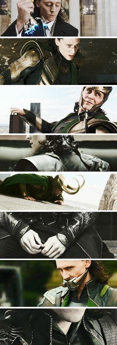 Loki Costume Details
