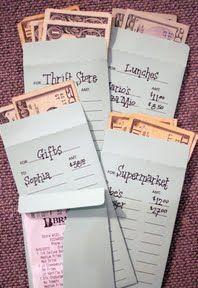 Free downloadable cash budgeting envelopes
