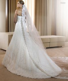 Aline Tulle And Lace Gown With Empire Sash [WG1388] - $267.00 : LuxeBlue Quality Discount Wedding Dresses & Formal Gowns, Worlds leading supplier of affordable fashion for Wedding dresses, Bridal gowns and discount formal wear. Safe & Fast delivery world wide.
