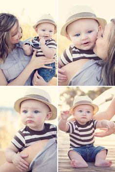@AndreaRicks I'm pretty sure you need pics of Nash like this in his little hat! :)