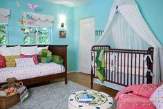Artfully inspired nursery