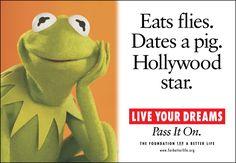 Kermit :)
