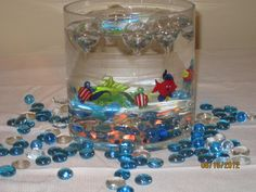 Fish centerpiece