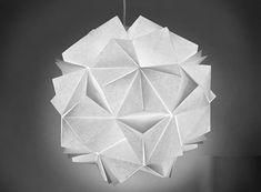 Folded Light Art