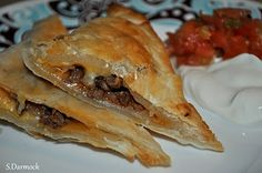 Puff Pastry Empanadas