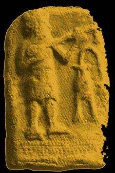 "Here is a LONGED NECKED LUTE type instrument shown on a terre-cotta plaque from Babylon, and dates from the early SECOND MILLENIUM BC! (circa 1250 b.c.) The instrument has an acute angle at the head, hence the ""lute type"" description. The player is wearing a kilt. I will dare to speculate that the ""object"" in the background is a ""STILL"" so you can speculate what he is singing about.  Now in the British Museum"