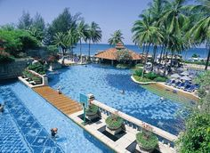 laguna beach, beaches, swimming pools, beach resorts, palm beach, thailand, travel, place, luxury hotels
