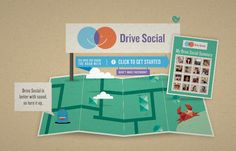 Secondary curriculum: Drive Social. Rethink our roads as social spaces. Enter your daily journey to find out who is on the same roads at the same time.  Teachers or families could use the website as a thought-provoking learning experience.