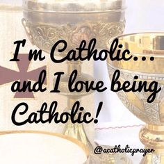 I ❤️ Being Catholic!