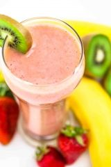 Blendtec Recipe of the Week: Kiwi Strawberry Banana Smoothie